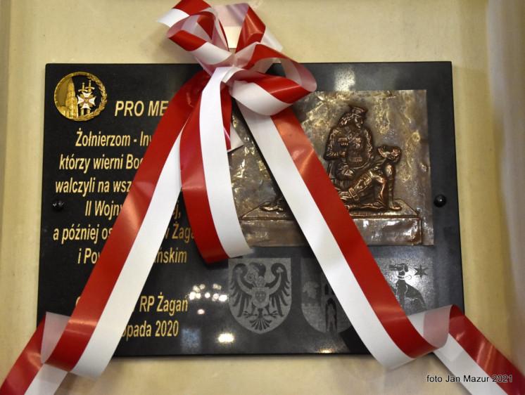 Ilustracja do informacji: Ku pamięci Kombatantom i Inwalidom Wojennym