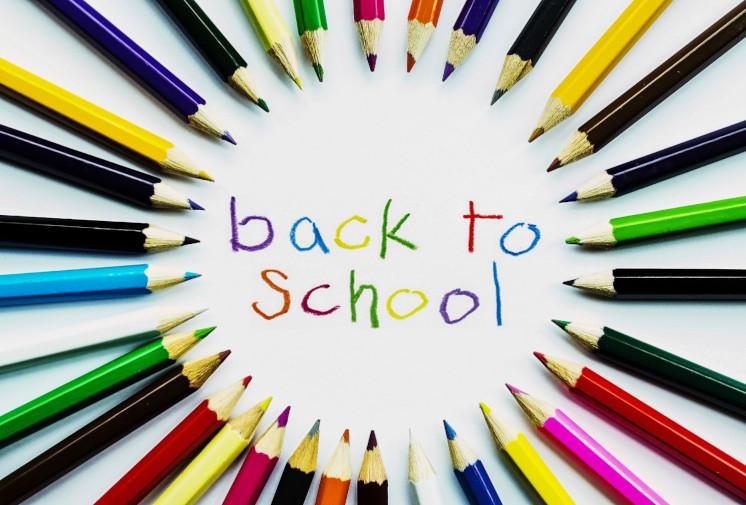 Ilustracja do informacji: Powrót do szkoły!