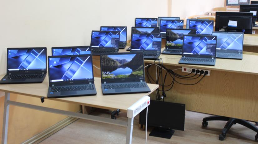 Ilustracja do informacji: Wygrana w konkursie i nowy sprzęt dla ZSTIL w Żaganiu