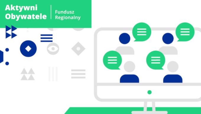 Ilustracja do informacji: Fundusz Regionalny dla organizacji pozarządowych