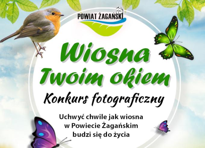 Ilustracja do informacji: Ogłaszamy konkurs fotograficzny - Wiosna Twoim okiem