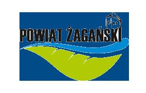 Logo: Powiat Żagański